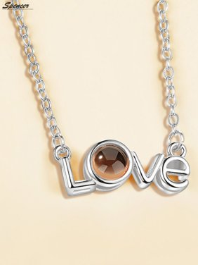 Gold Necklaces Silver Walmart Com