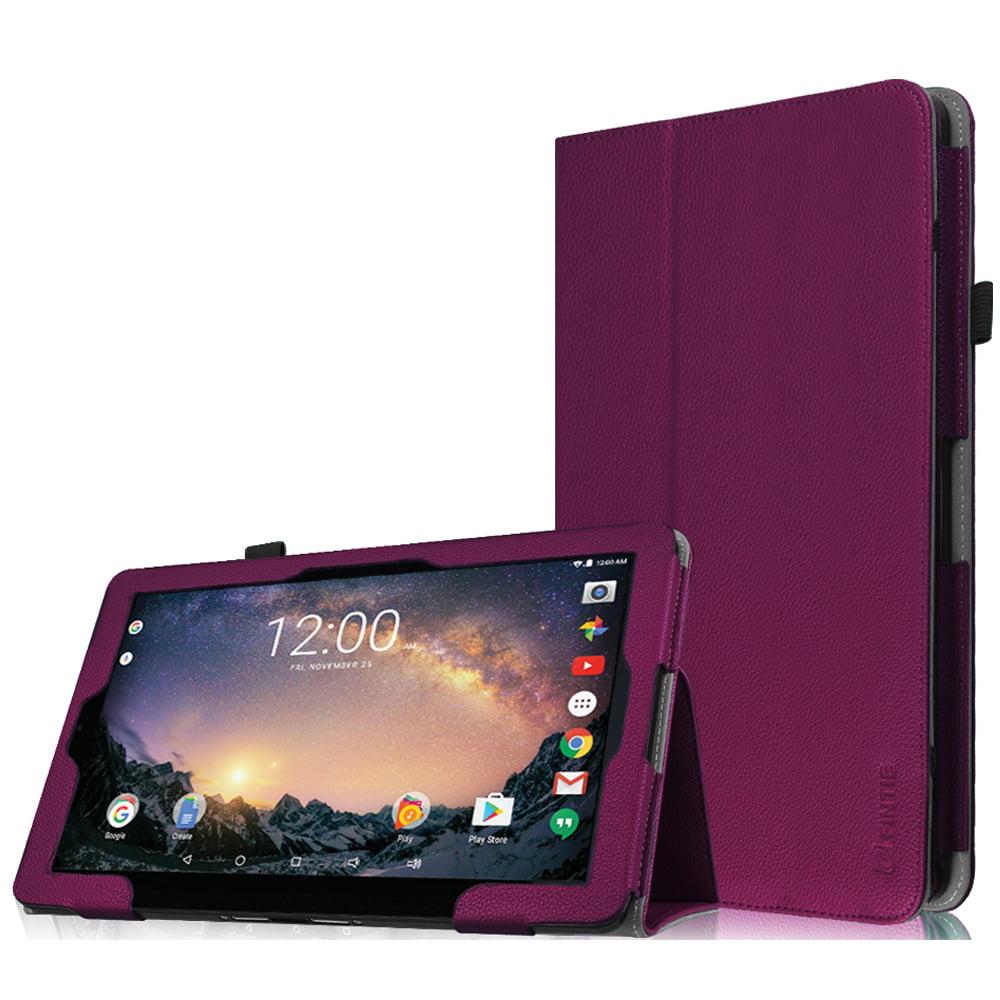 "RCA 11 Galileo Pro11.5"" Tablet Case (RCT6513W87DK C)- Fintie Premium Vegan Leather Folio Stand Cover"