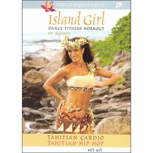 Island Girl Dance Fitness Workout for Beginners: Tahitian Cardio Tahitian Hip Hop by