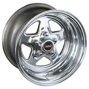 "Weld Racing Pro Star 96 Polished Aluminum Wheel (15x7""/5x4.75"")"