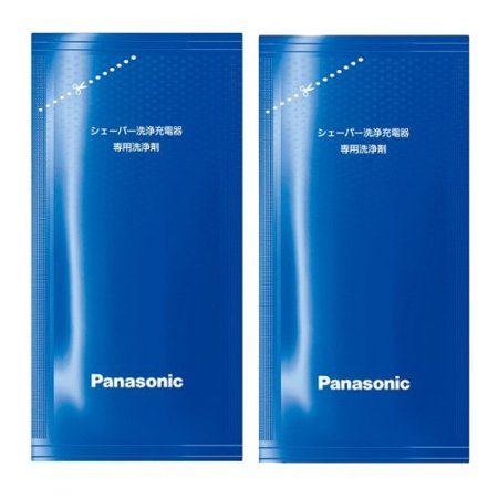 Panasonic WES4L03  Men's Shaver Cleaning Solution For ES-LV95-S 2