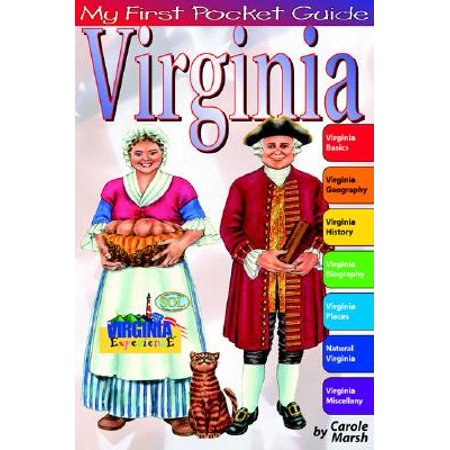 My First Pocket Guide to Virginia!