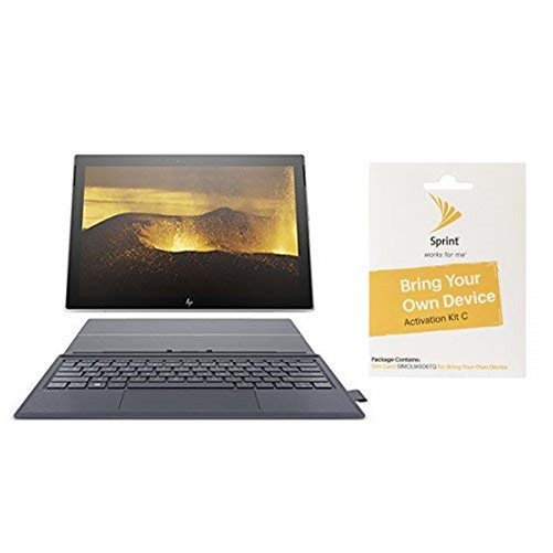 "HP ENVY x2 3SR51UA 12.3"" Touchscreen Laptop Snapdragon 835 4GB 128GB Flash W10S"