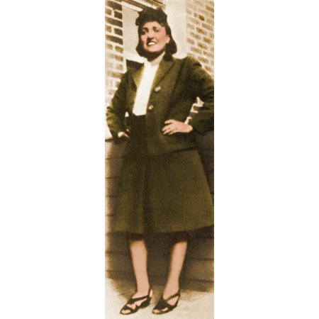 Henrietta Lacks American Cancer Victim Poster Print by Science Source