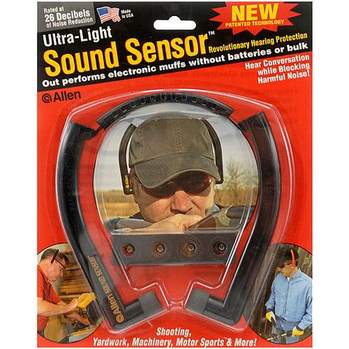 Allen Company Sound Sensor Hearing Protection