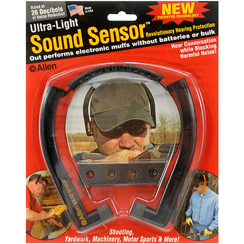 Allen Company Sound Sensor Hearing Protection
