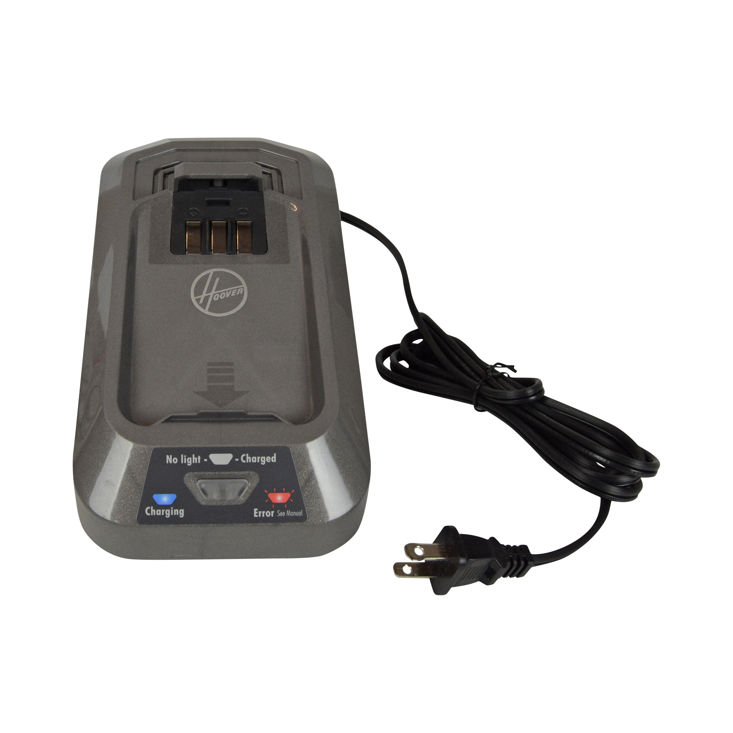 Open Box Hoover Air Lift BH03200 20V 1.5 Hour Battery Charger
