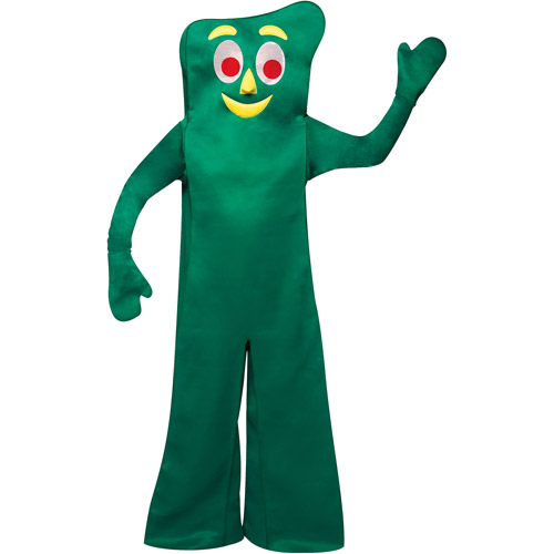 Gumby AdultHalloween Costume - One Size