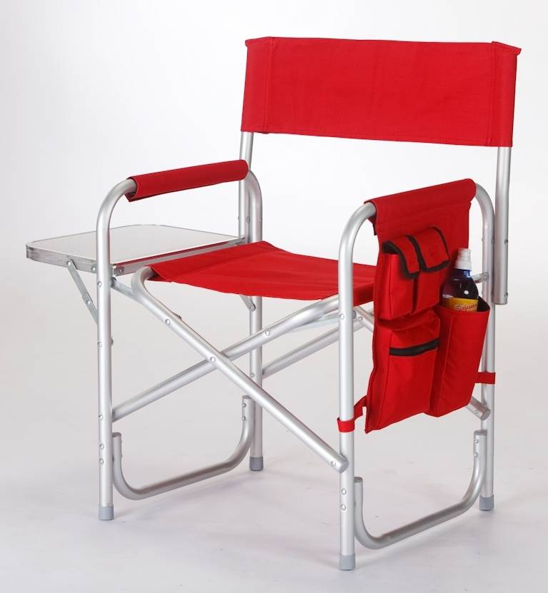 Directors Sport Chair in Red