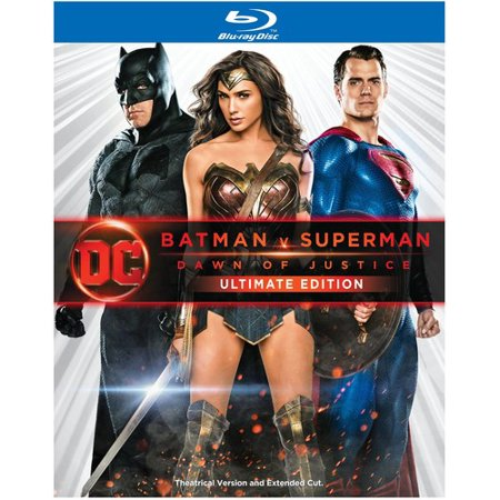Batman V Superman: Dawn Of Justice (Blu-ray) - No Mans Land Batman