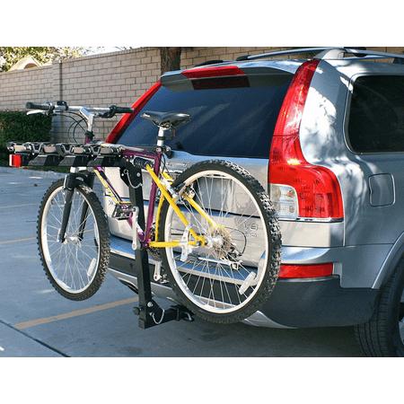 Maxxhaul 70210 Hitch Mount 4 Bike Rack Hd Series Best