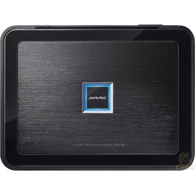 Alpine PDX-V9 1600W Max 5-Channel PDX Series Car Amplifier