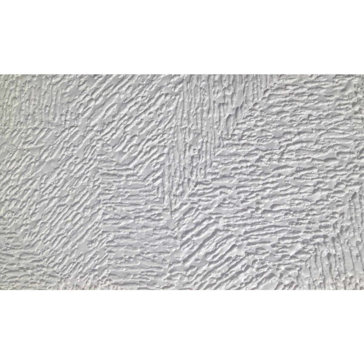 Sculpted Fiberglass Suspended Ceiling Tile
