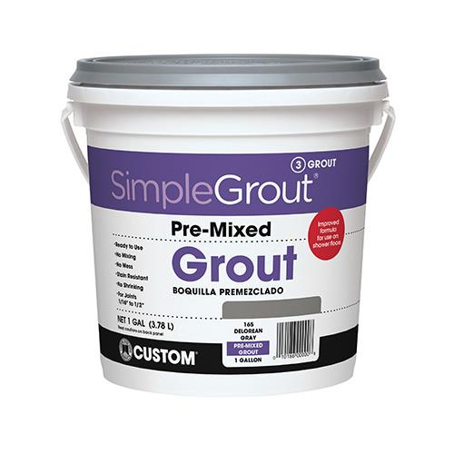Custom Building Products PMG1801-2 Pre-Mixed Grout, Sands...