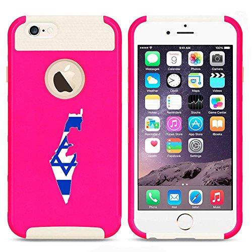 Apple iPhone 5 5s Shockproof Impact Hard Case Cover Israel Israeli Flag (Hot...