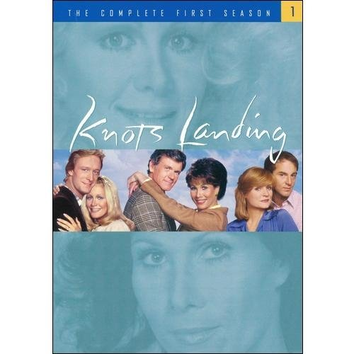 KNOTS LANDING-COMPLETE 1ST SEASON (DVD/5 DISC/P&S-1.33/ENG-FR-SP SUB)