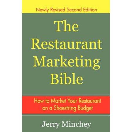 The Restaurant Marketing Bible (Paperback)