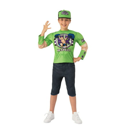 Florida Fan Halloween Costume (Halloween WWE John Cena Deluxe Child)
