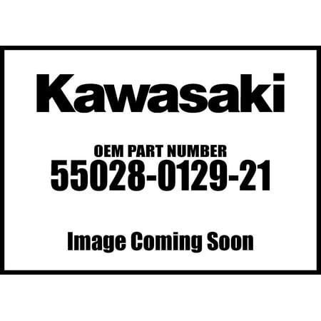 Kawasaki 2008 Ninja Zx-6R F Blac Lh Lwr Cowling 55028-0129