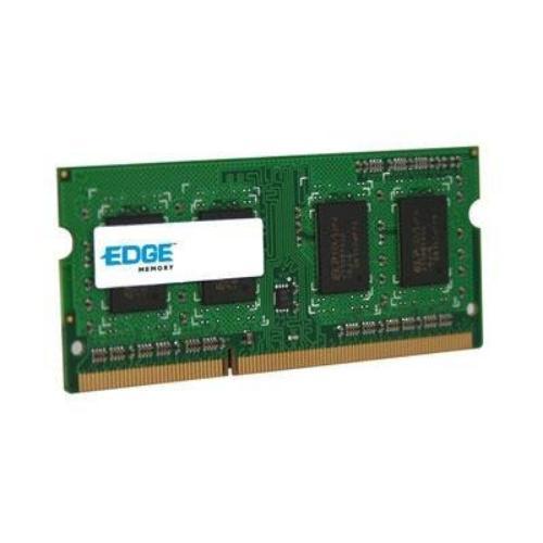 Edge 8gb [1x8gb] Pc3l12800 204 Pin Ddr3 1.35v So Dimm [2rx8] - 8 Gb [1 X 8 Gb] - Ddr3 Sdram - 1600 Mhz Ddr3-1600/pc3-12800 - 1.35 V - Ecc - 204-pin - Sodimm (pe236984)