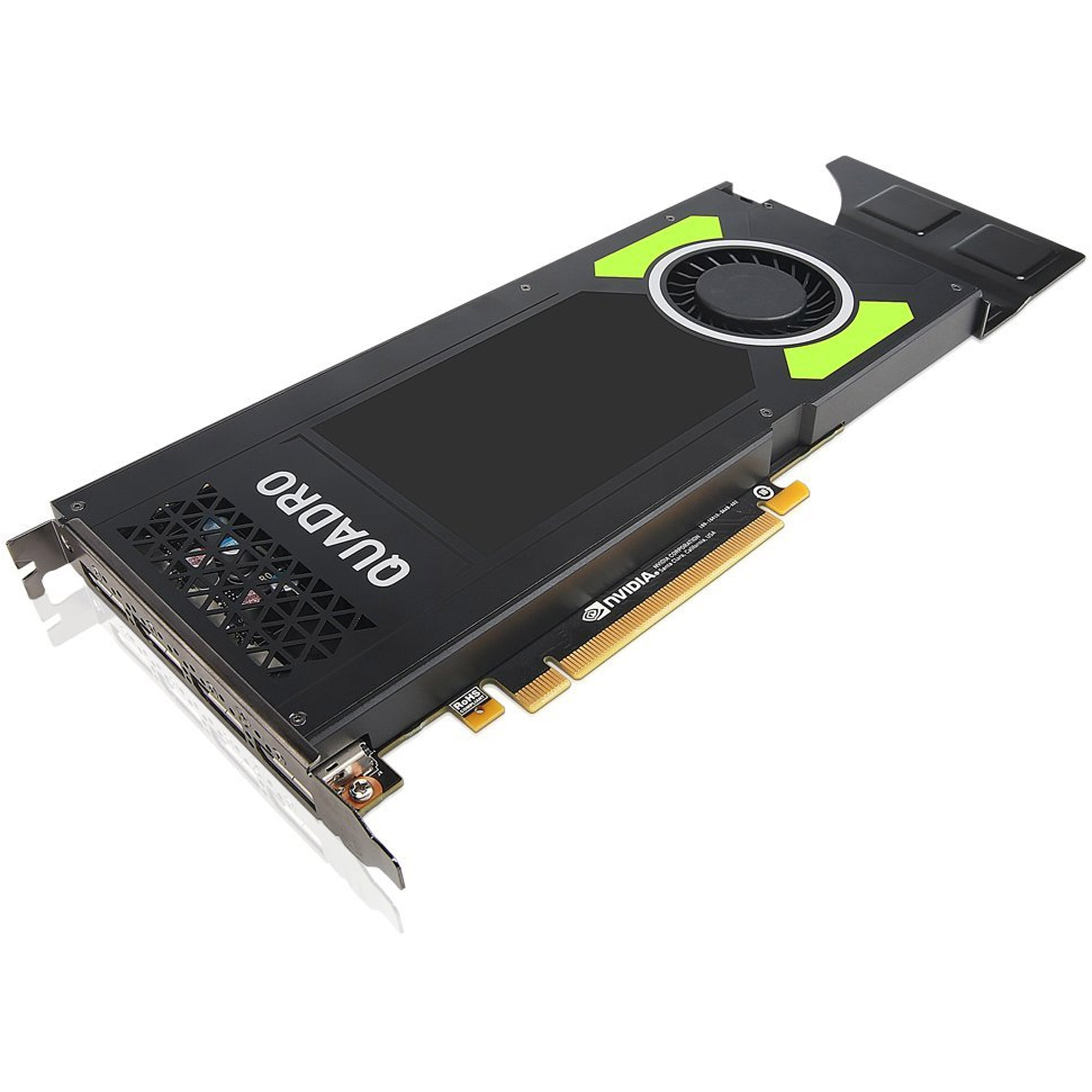 Lenovo ThinkStation Nvidia Quadro P4000 8GB GDDR5 DP * 4 Graphics Card with Short Extender by NVIDIA