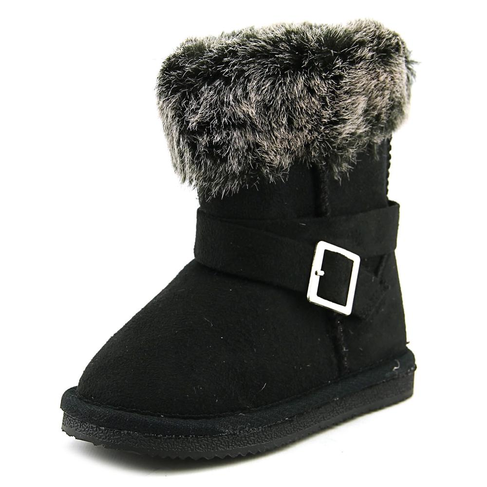 Western Chief Belted Cuff   Round Toe Synthetic  Bootie