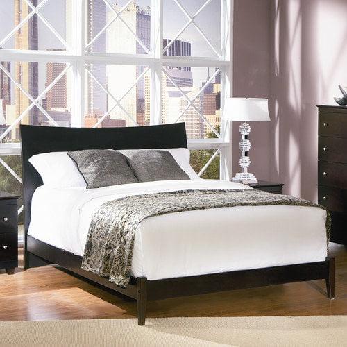 Milano Platform Bed, Queen