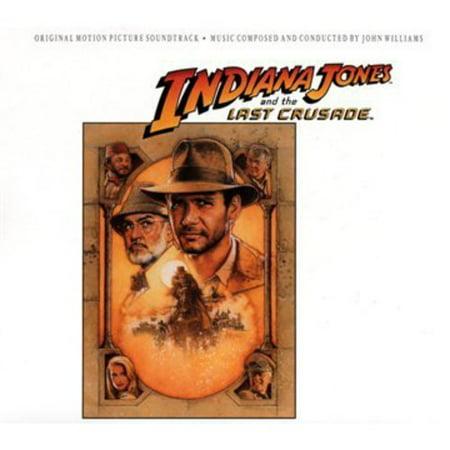 Indiana Jones & Last Crusade Soundtrack (Remaster) (Digi-Pak)
