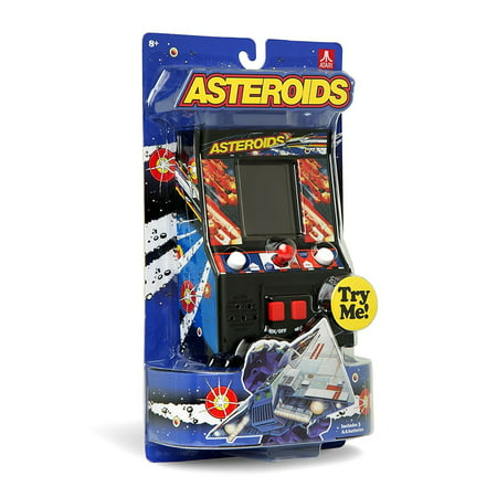 Asteroids Arcade Game (Asteroids Arcade Game - Family Game by Schylling (9542))