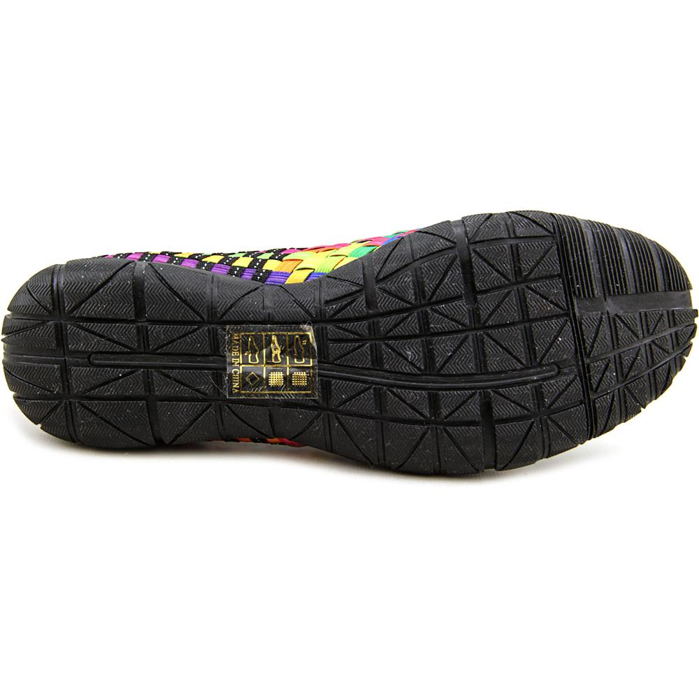 Corkys Sidewalk Women's Elastic Ballerina Flat Shoes, Pewter - 7