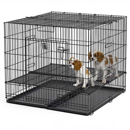 Midwest 236 10 Puppy Playpen W Plastic Pans And 1 Floor Grid