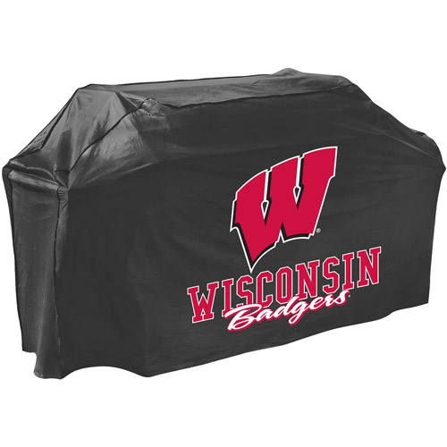 Mr. Bar-B-Q Wisconsin Badgers Grill Cover