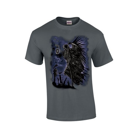 Grim Reaper Soul Taker Adult T-Shirt](Soul Taker)