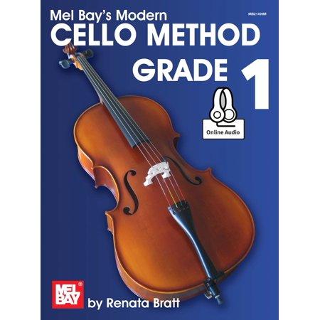 Modern Cello Method, Grade 1 - (Method Cello)