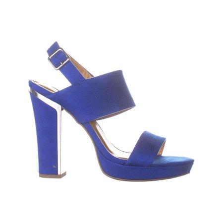Report Ladia Block Heel Pumps, Blue - image 4 of 6