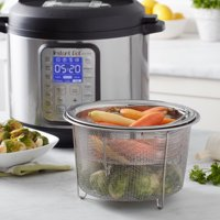 Instant Pot® Official Mesh Steamer Baskets - Set of 2, Small and Large