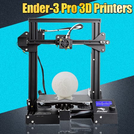 Ender® Creality 3 Pro / A10M Color Mixing 3D Printer Upgraded High-P  recision Printing Quality DIY Kit + Magnetic Heated Bed Power 220x220x250mm
