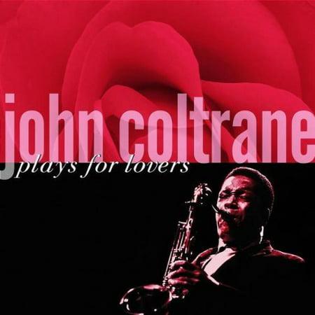 John Coltrane Plays for Lovers (CD)