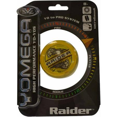 how to use the raider yoyo