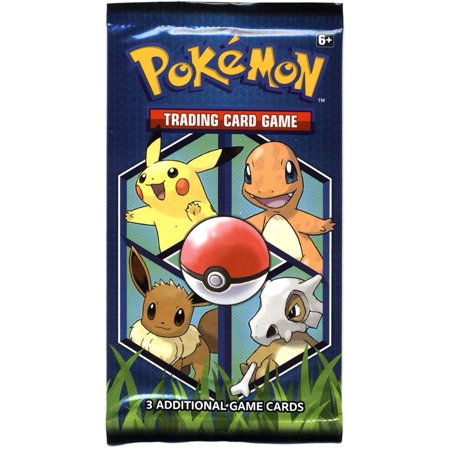 - Pokemon General Mills Cereal Promo Booster Pack [3 Cards]