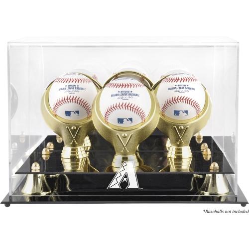 Arizona Diamondbacks Fanatics Authentic 2007 Golden Classic Three Baseball Logo Case - No Size