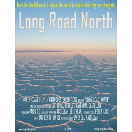 Long Road North POSTER Movie Mini Promo
