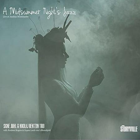 Midsummers Peach - A Midsummer Night's Jazz