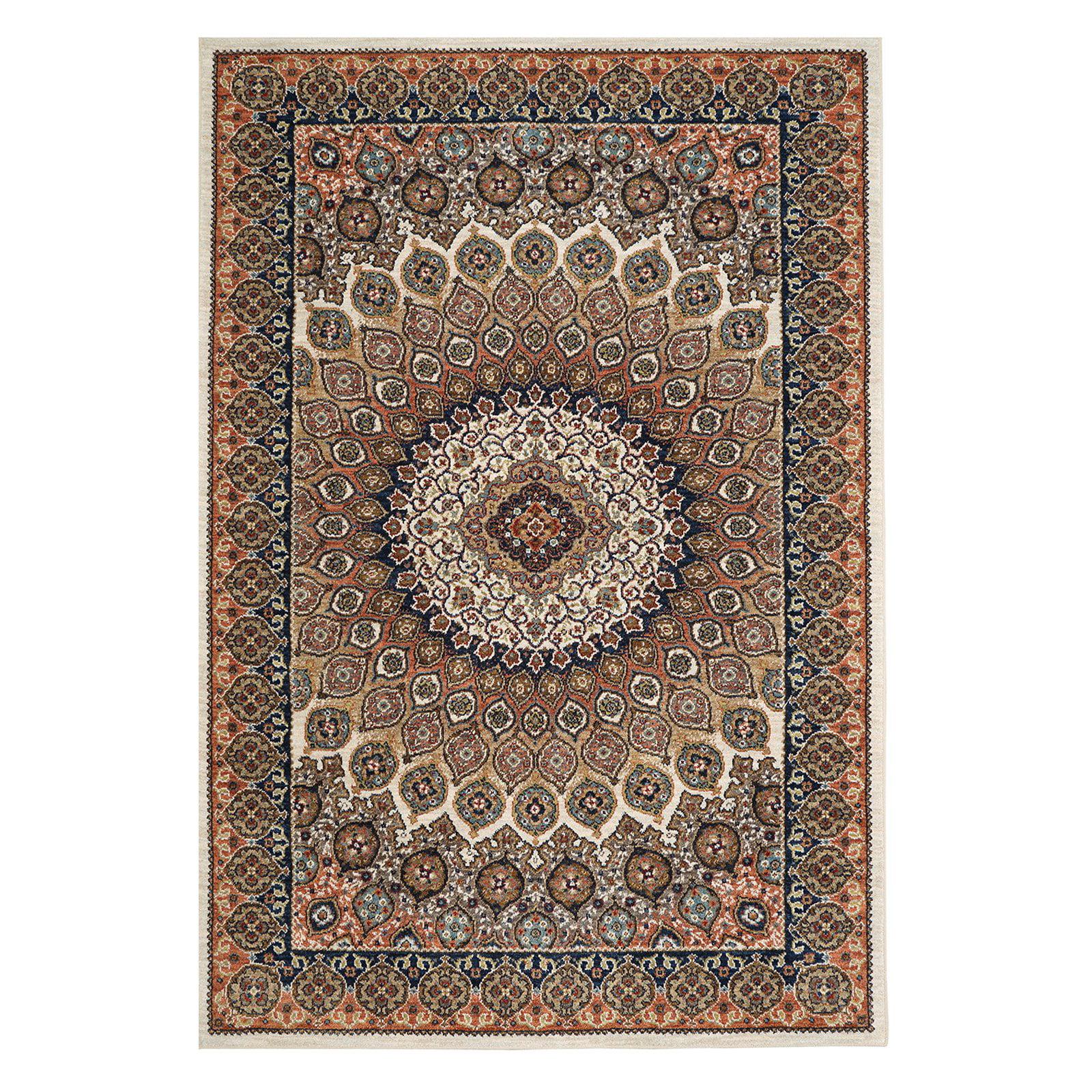 Karastan Wanderlust Hase Indoor Area Rug by Mohawk Carpet Distribution LP