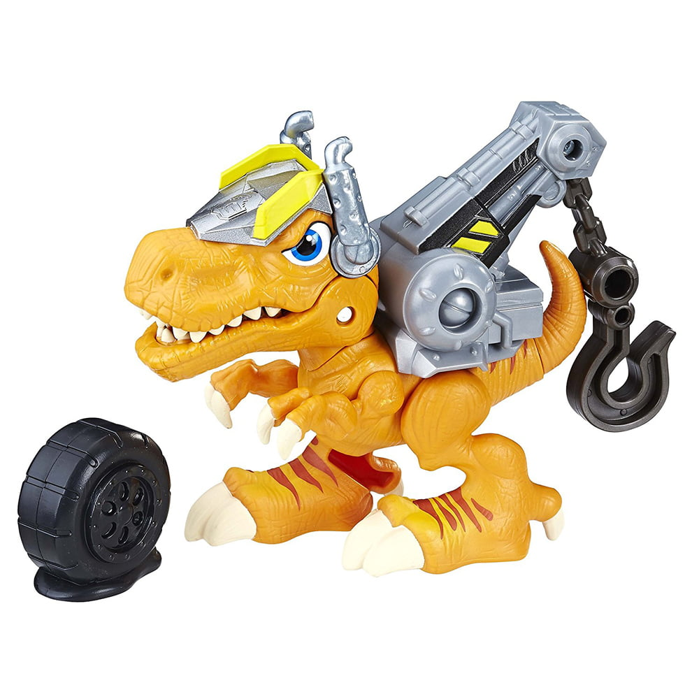 Playskool Heroes Chomp Squad Tow Zone by Hasbro