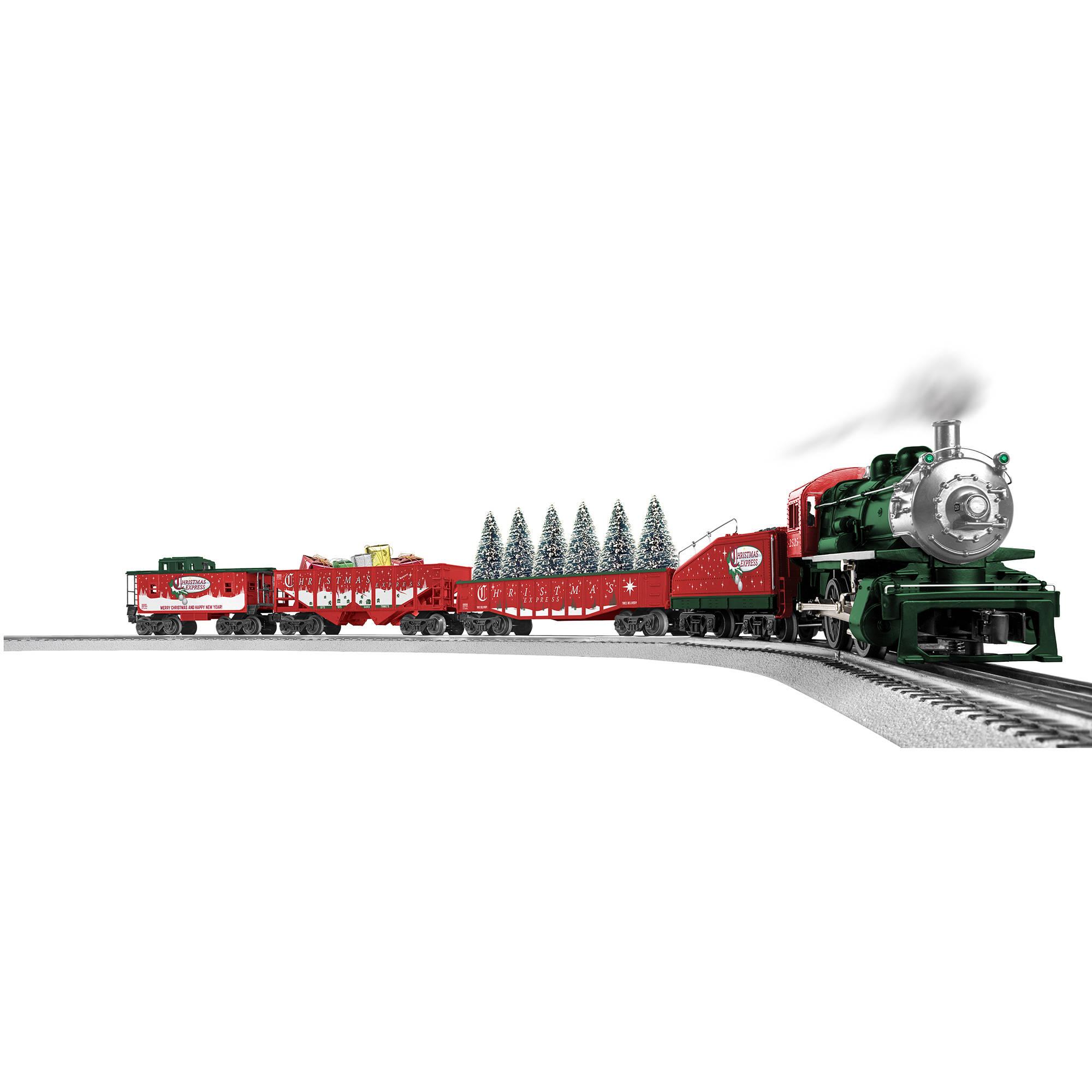 Lionel Trains The Christmas Express LionChief Set