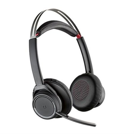 Plantronics 202652-03 Plantronics Voyager Focus UC Stereo Bluetooth Headset With Active Noise Canceling (ANC)... by