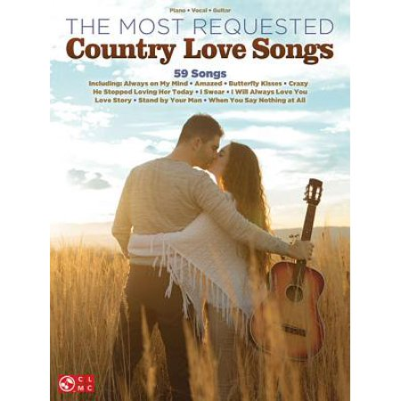 The Most Requested Country Love Songs (Paperback)](Request Toy Catalog)