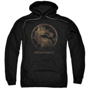 Mortal Kombat X - Metal Seal - Pull-Over Hoodie - Large