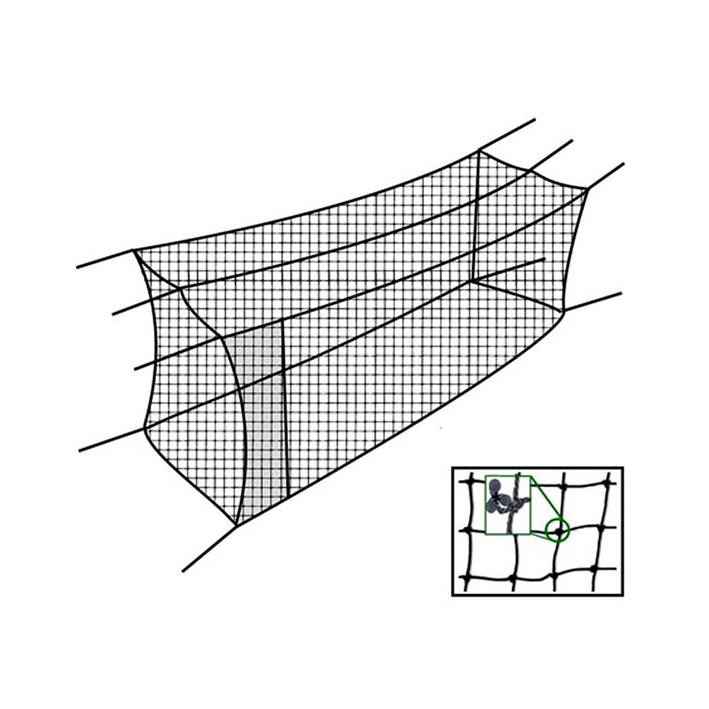 Cimarron 55x14x12 #36 Twisted Poly Batting Cage Net